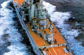 Kirov Class Heavy Missile Cruise Ship-Russia