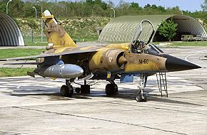 Spanish Air Force - Mirage F-1