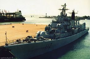 DDG 052-China Navy