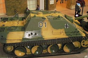 Jagdpanther (rightside front above)