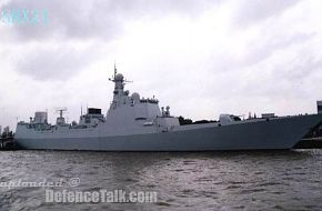 DDG 52C-China Navy