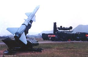 HQ-2 LR SAM-China Army