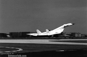 XB-70 Valkyrie-US Air Force