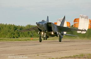 MIG-25R Foxbat-Russian Airforce