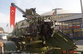 T-155 Panter / 155 mm 52 cal MODERN TOWED HOWITZER
