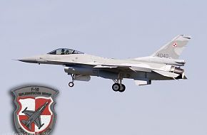 New Polish Air Force F-16 Fighters