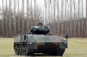 Puma Infantry Fighting Vehicle