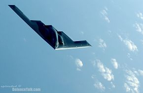Operation Iraqi Freedom B-2 Spirit Stealth Bomber - US Air Force