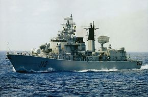 DDG 052 - China Navy