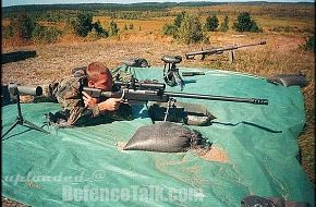 German Army Snipers aiming