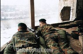 German Army Snipers
