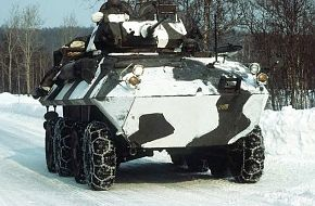 Light Armored Vehicle-25 (LAV-25) - US Army