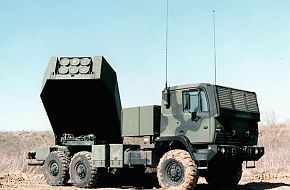 High Mobility Artillery Rocket System (HIMARS) - US Army