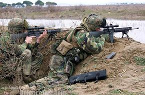 Marine Snipers
