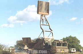 ALJABA Artillery Radar, Spain