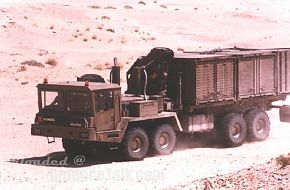 ALJABA Ammunition Transport, Spain