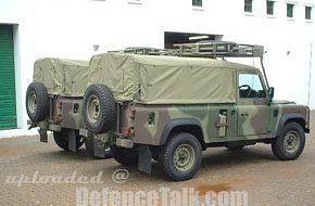 Defender BDF, South Africa