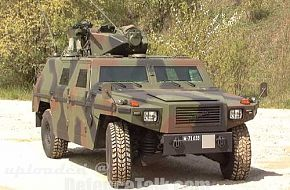 MOWAG Eagle II, Swiss Army