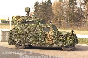 MOWAG Eagle II AFOV, Swiss Army