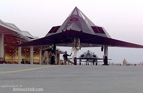 F-117 Nighthawk - United States Air Force (USAF) - Deployed in Iraq