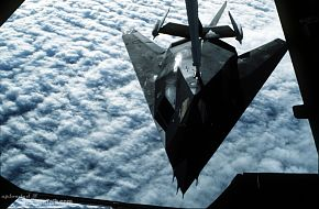 F-117A Nighthawk stealth fighter - United States Air Force (USAF)
