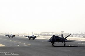 F-117 Nighthawk - United States Air Force (USAF) - Prepare for Strike