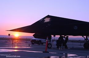 F-117 Nighthawk Display - United States Air Force (USAF)