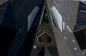 F-117 Nighthawk Stealth Fighter - United States Air Force (USAF)