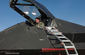 F-117 Nighthawk - United States Air Force (USAF)