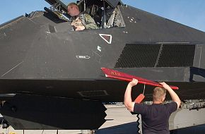 F-117 Nighthawk red flag - United States Air Force (USAF)