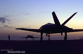 F-117 Nighthawk in Kuwait - United States Air Force (USAF)
