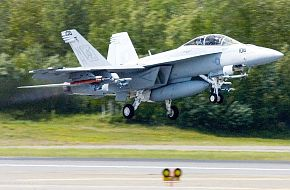 F/A-18F Super Hornet - Northern Edge 2006 Air Force Excercise