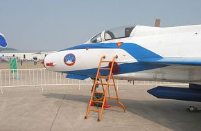 J-7EB Fishbed - Chinese Air Force
