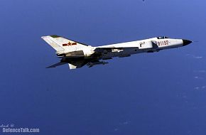 J-8 Finback - Chinese Air Force