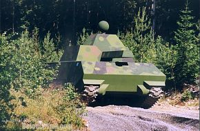 Armoured Combat Stealth Demonstrator Vehicle