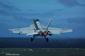 Valiant Shield 2006 - F/A-18F Super Hornet