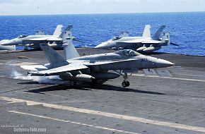 F/A-18C Hornet - Valiant Shield 2006