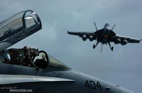 Valiant Shield 2006 -  F/A-18C Hornet