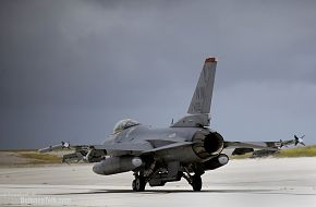 F-16CJ - Valiant Shield 2006