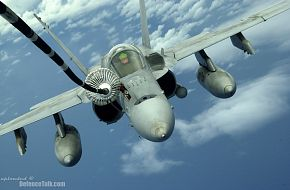Valiant Shield 2006 - Marine Corp F/A-18D