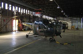 Alouette III - South African Air Force / Army