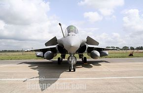 First Rafale Squadron French Air Force Ceremony