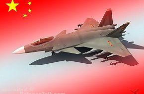 J-XX - Chinese Air Force
