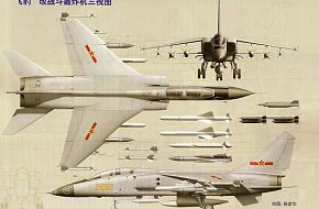 JH-7 - People's Liberation Army Air Force