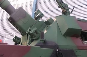 Krab 155 mm howitzers - Polish Army Artillery