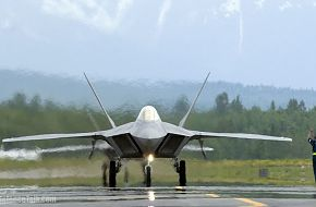 F-22A Raptor - Exercise Northern Edge
