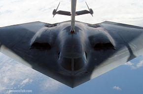 B-2A stealth bomber - Operation Northern Edge 2006