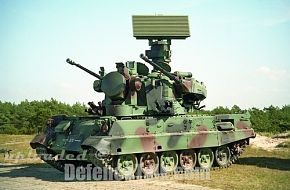 PZA LOARA - anti-aircraft artillery system of Polish Army
