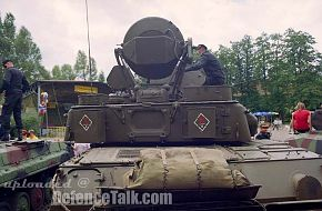 ZSU-23-4 Shilka - anti-aircraft self-propelled system Polish Army