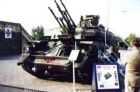 ZSU-23-4 MP - Polish Army Anti-Aircraft